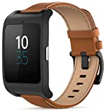 Sony Smartwatch 3 Sport - Smartwatch Android (pantalla 1.6', 4 GB, Quad-Core 1.2 GHz, 512 MB RAM), verde