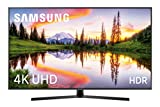 Samsung 50NU7405 - Smart TV de 50' 4K UHD HDR (Pantalla Slim, Quad-Core, 3 HDMI, 2 USB), Color Negro (Carbon Black)